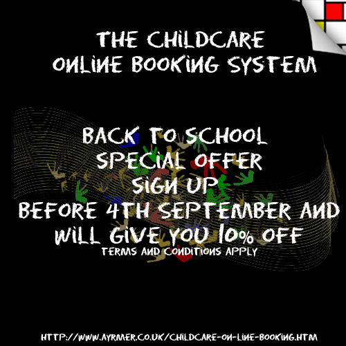 CoB special offer back to school